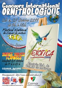 Affiche Exotica 2019